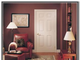 Solid Core Interior Door