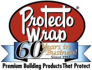 Window Flashing by Protecto Wrap: