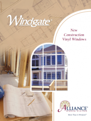 Alliance Window Systems® - Windgate® - New Construction Vinyl Windows