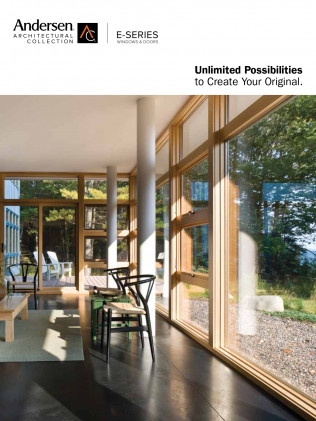 Andersen® - E-Series Architectural Collection