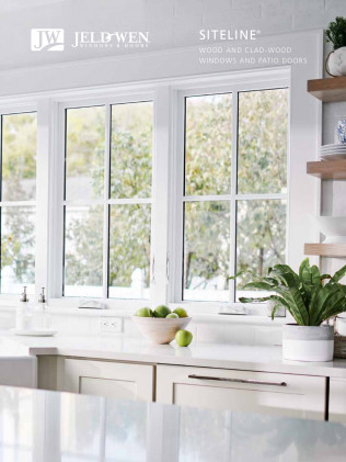 JELD-WEN®SITELINE® Wood and Clad-Wood Windows & Doors