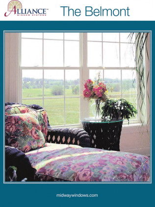 Alliance Window Systems® - The Belmont