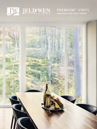 JELD-WEN®PREMIUM™ Vinyl Windows & Patio Doors