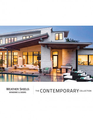 WEATHER SHIELD®The Contemporary Collection